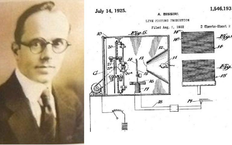 Lo sapevate? L'inventore della televisione fu un sardo, Augusto Bissiri, di Seui