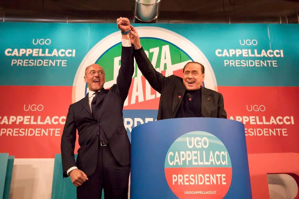 Ecco i nomi dei candidati di forza italia per le elezioni for Senatori di forza italia