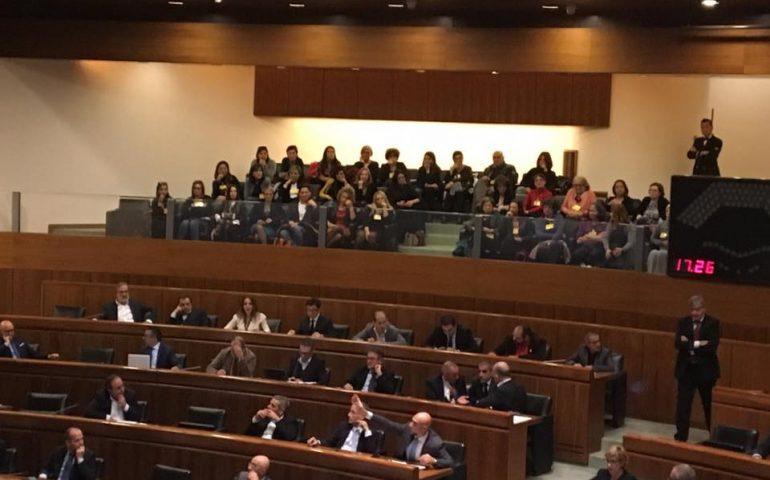Consiglio regionale: slitta la proclamazione degli eletti, si riunisce la vecchia assemblea