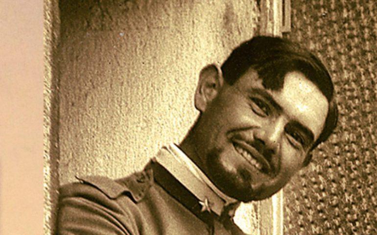 Sardi famosi: Emilio Lussu, fondatore del Partito Sardo d'Azione, partigiano, antifascista e grande scrittore