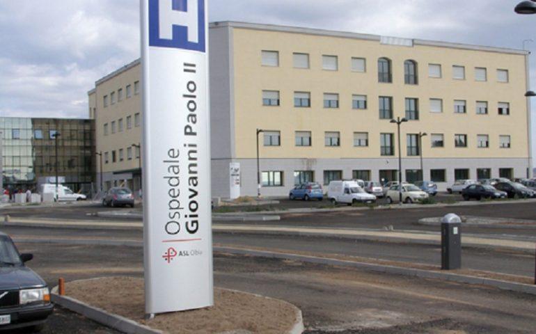"""55enne di Olbia trasferito al Malattie Infettive di Nuoro per sospetta meningite, la Assl: """"È pneumococco"""""""