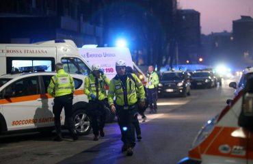 Incidente alla Lamina Spa (Foto CORRIERE DELLA SERA)