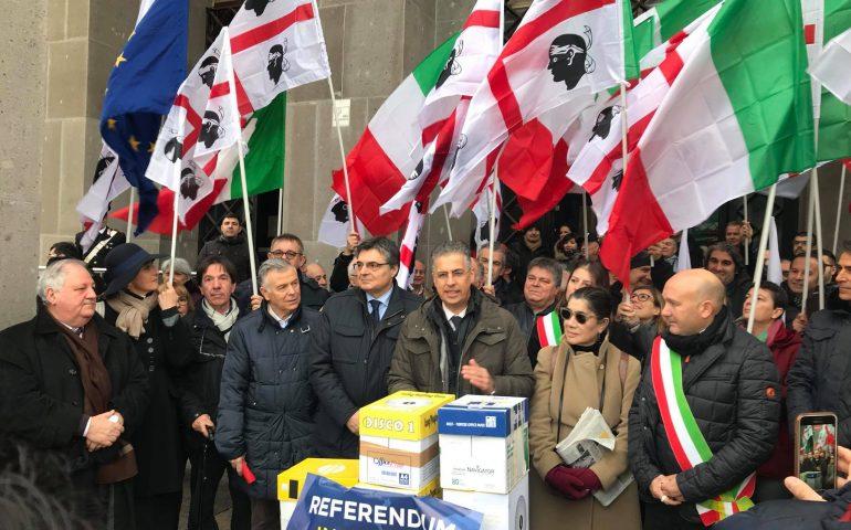 Referendum sull'insularità: Gianfranco Ganau non condivide la delibera della commissione