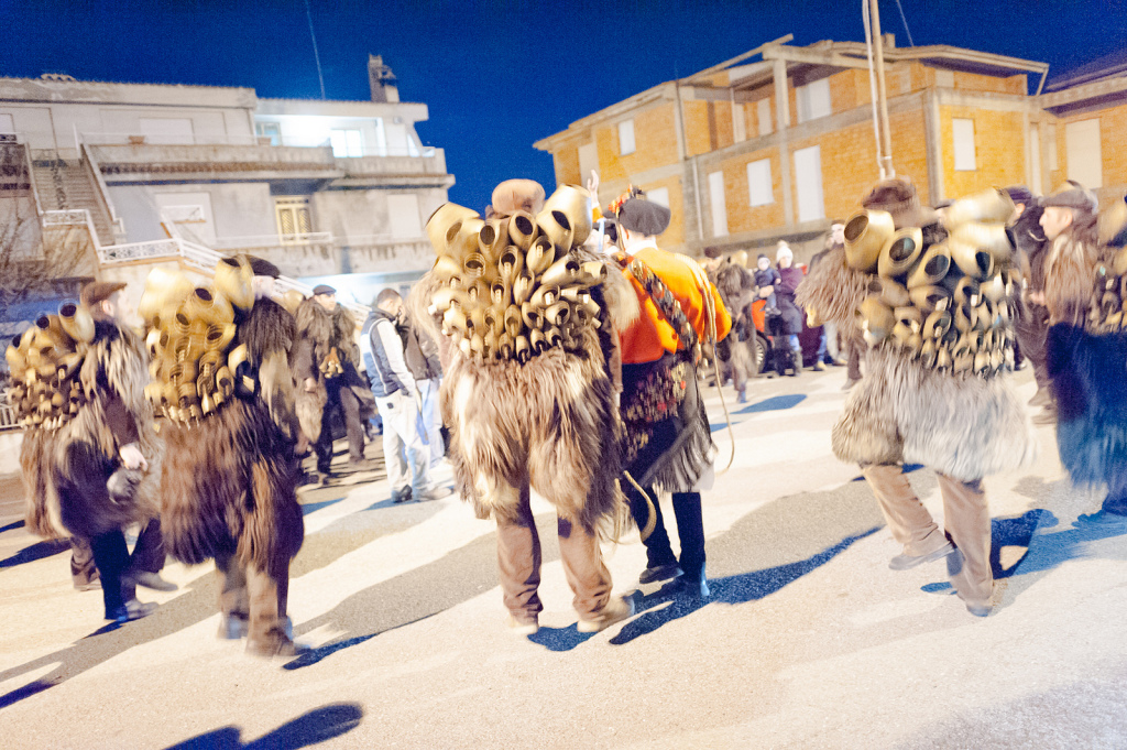 Mamoiada, Mamuthones e Issohadores - Fonte www.mamoiada.it