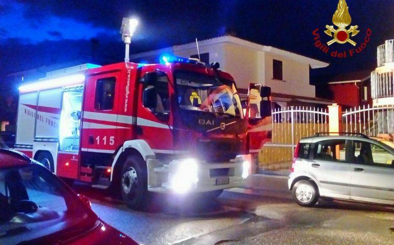 Prende fuoco un frigorifero, momenti di grande paura in un'abitazione di Monastir