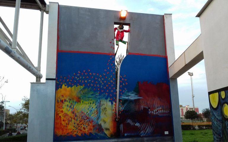 I Piu Bei Murales.Assemini Sempre Piu Colorata Inaugura Tre Nuovi Murales Realizzati