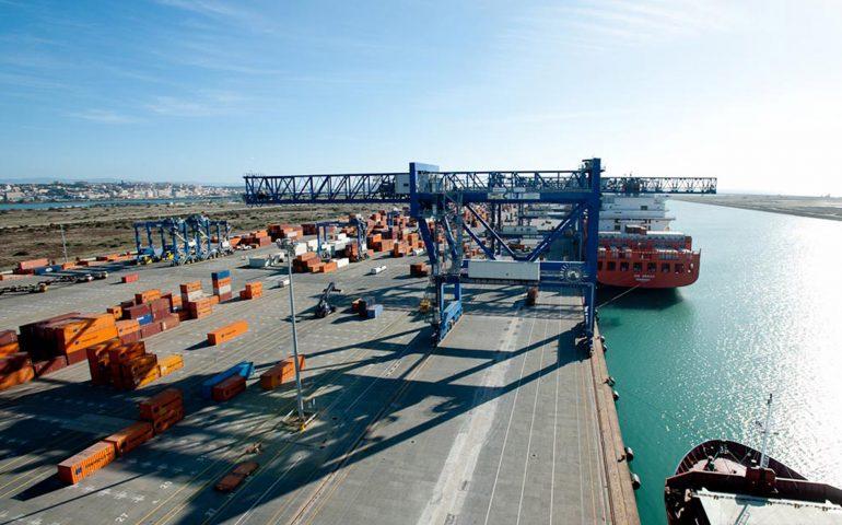 Il tracollo di Porto Canale: in 3 anni il traffico segna un -82%