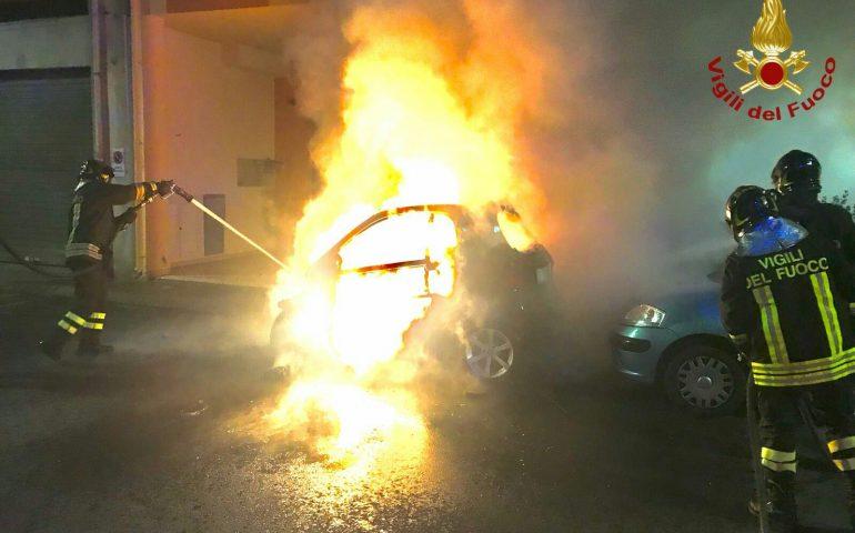 Notte movimentata per i Vigili del Fuoco impegnati in diversi interventi tra Cagliari, Carbonia e Iglesias
