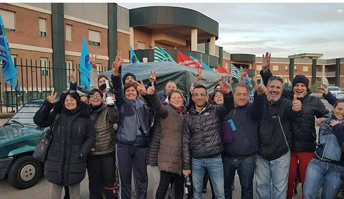 """Buone notizie per i lavoratori della residenza sanitaria """"Rosa del Marganai"""": revocati i licenziamenti"""