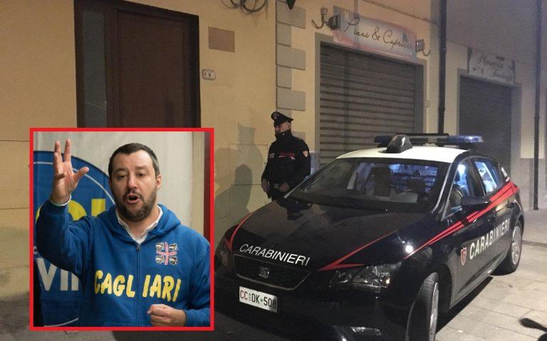 """Villacidro, omicidio nel centro di accoglienza. Salvini: """"Immigrazione fuori controllo"""""""