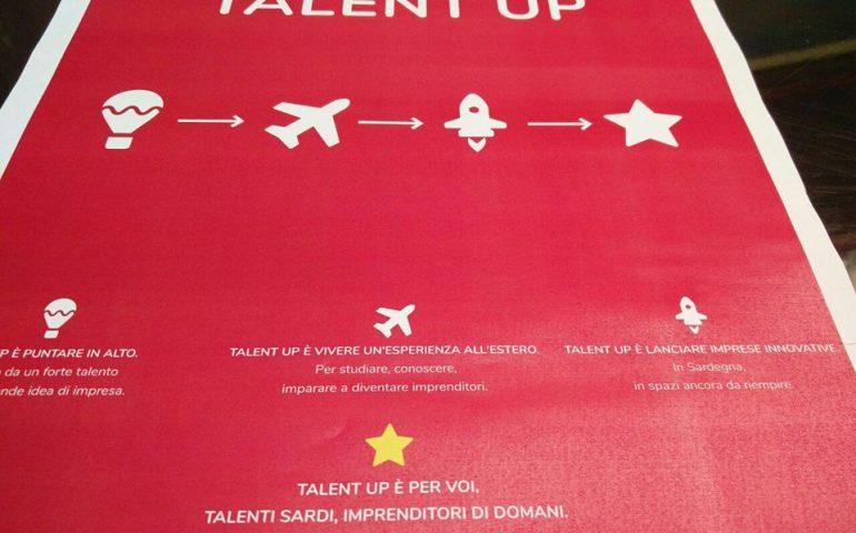 """Nasce il programma """"Talent-Up"""": formazione all'estero e rientro per gli imprenditori sardi"""
