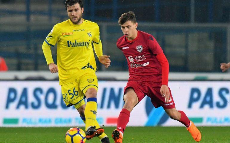 Coppa Italia: un Cagliari ampiamente rimaneggiato lancia la sfida al Chievo