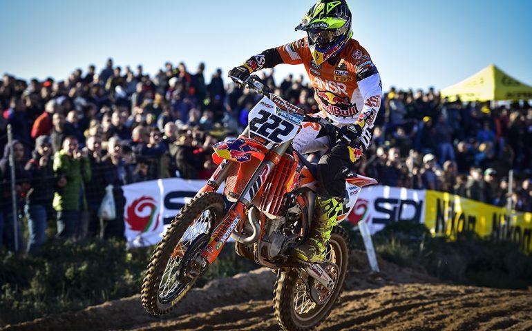 Motocross, tutto pronto a Riola Sardo per gli Internazionali d'Italia di domenica