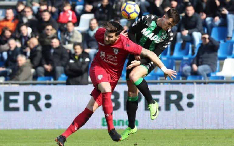 Cagliari, si salva solo il risultato: 0-0 col Sassuolo, ma prestazione da rivedere