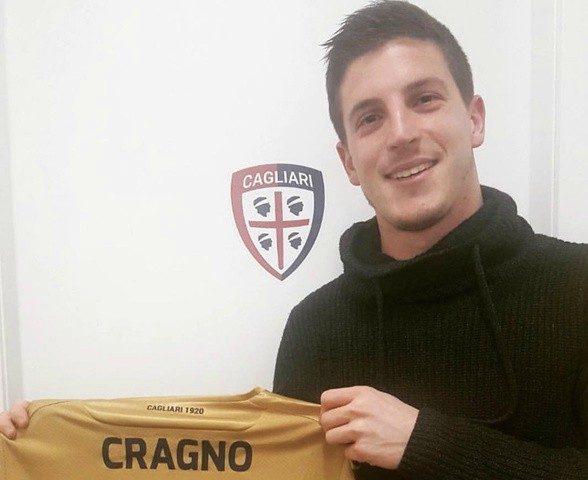 Cagliari, Cragno in rossoblù fino al 2022