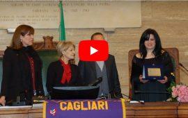 Anna Gardu premiata dal Comune di Cagliari per l'8 marzo