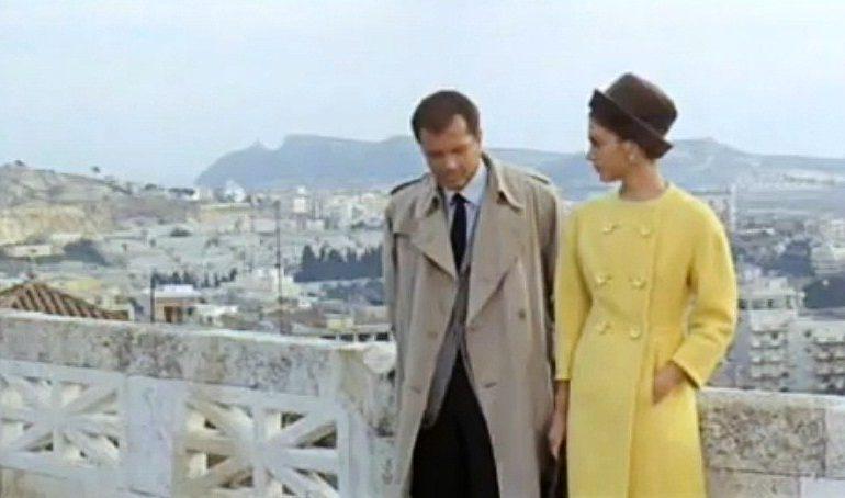 """Lo sapevate? Nel 1963 a Cagliari venne girato il film """"La Calda Vita"""": ecco come appariva allora il Bastione"""