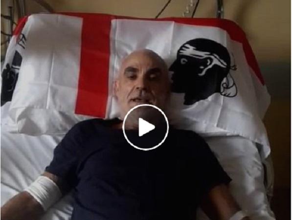 """(VIDEO) Roberto Zanda prima dell'operazione: """"Pronto per il 'cambio gomme', solo un po' di magone"""""""