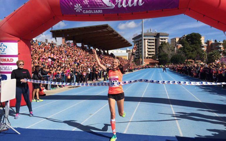 Tutto pronto a Cagliari per la SoloWomenRun, una marea rosa formata da 7mila atlete