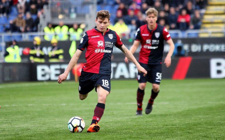 Nicolò Barella inserito tra i migliori 11 calciatori under 21 d'Europa