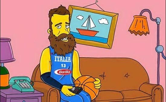 Un altro sardo nella saga dei Simpson: dopo Willie di Mogorella è il turno di Gigi Datome