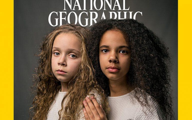 Sul National Geographic la storia delle gemelline Marcia e Millie, una nera e l'altra bionda