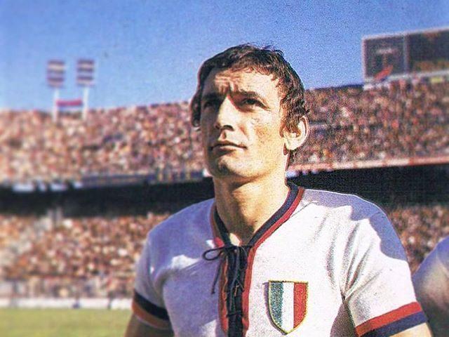 Lo sapevate? Nel 1972 la Juventus offrì 9 giocatori e un miliardo di lire pur di avere Gigi Riva