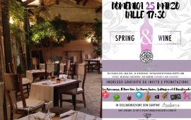 spring and wine evento al convento san giuseppe