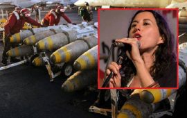 Dolores Lai fabbrica di bombe Rwm Domusnovas