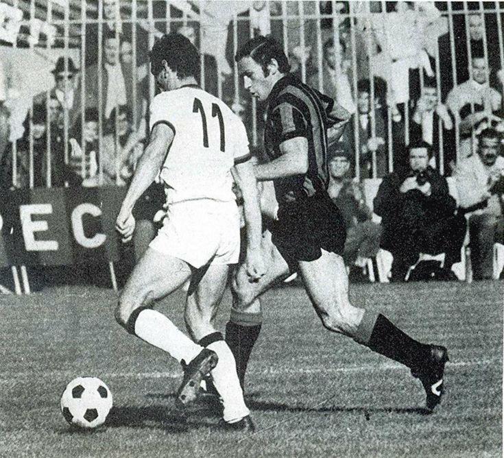 Inter-Cagliari 1-3 Riva e Burgnich