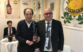 La cantina Silvio Carta con Pier Luigi Caria