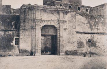 Porta Cristina nel 1800