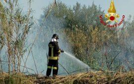 Pericolo incendi in Sardegna. Allerta alta fino a domani