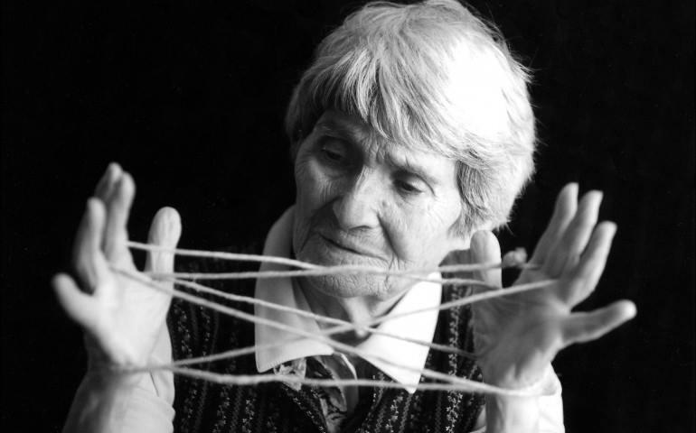 Accadde Oggi. 16 aprile 2013: muore Maria Lai, una delle artiste sarde più apprezzate del mondo