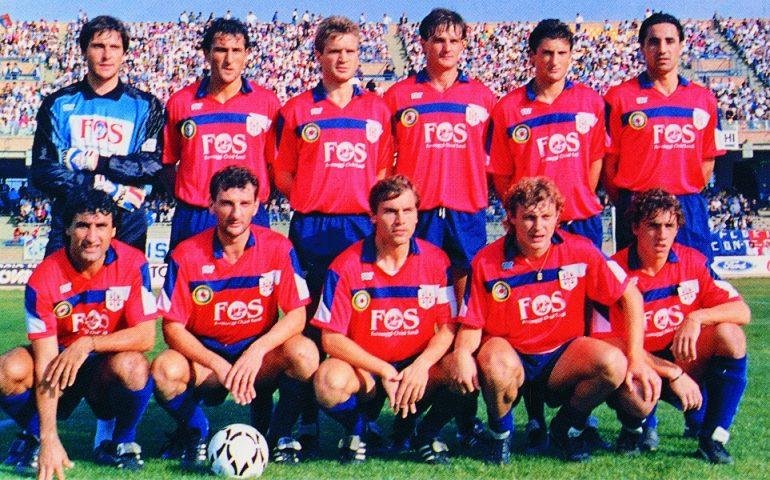 Accadde oggi. 20 maggio 1990: il Cagliari guidato da Claudio Ranieri ritorna in Serie A (VIDEO)