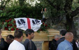 Funerale di Paolo Pillonca - Foto di Alessandro Pigliacampo (4)