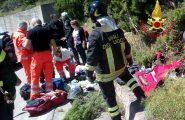 Tragedia a Siniscola: motociclista di 31 anni esce di strada e muore sul colpo