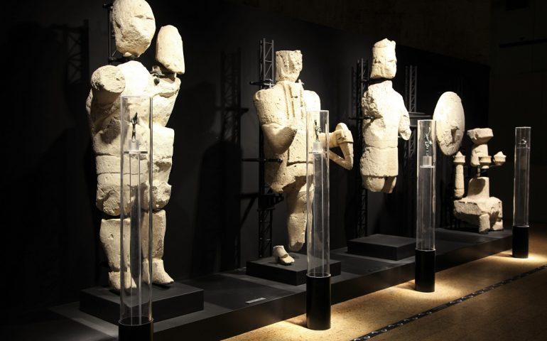 Lo sapevate? I Giganti di Mont'e Prama sono le statue più antiche del Mediterraneo occidentale