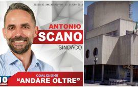 """Assemini al voto. Antonio Scano, candidato della coalizione """"Andare Oltre"""" di centro destra, presenta i 3 provvedimenti più urgenti per la cittadinanza"""