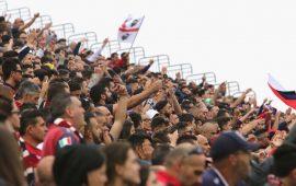 Cagliari, operazione salvezza riuscita: battuta l'Atalanta 1-0, è ancora serie A!