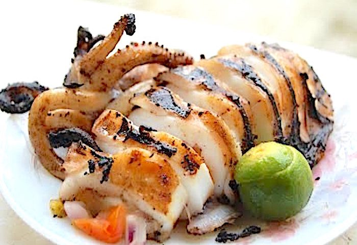 La ricetta Vistanet di oggi. Calamari arrosto, un piatto prelibato e semplice da preparare
