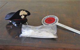 In arresto 35enne di Sardara per possesso di droga: in casa aveva cocaina per 20mila euro