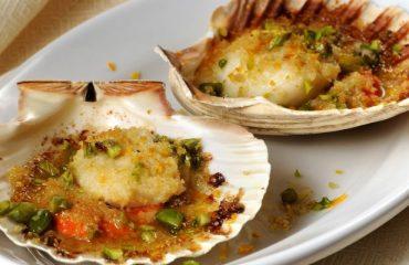 La ricetta Vistanet di oggi: capesante gratinate, un piatto buono ed elegante