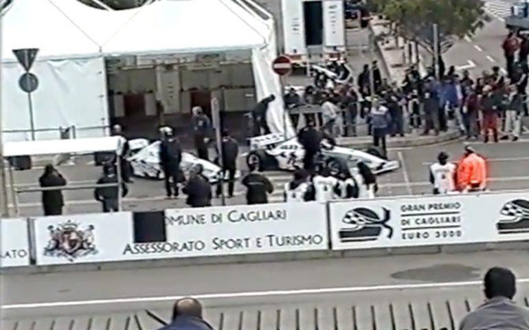 Lo sapevate? Nel 2002 e nel 2003 a Cagliari si disputò un gp di automobilismo: l'Euro 3000
