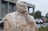 Inaugurato a Oristano il busto intitolato a Giovanni Falcone