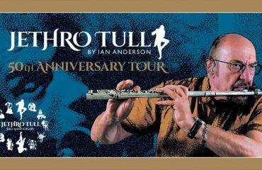 """Sabato 21 Luglio all'Arena Sant'Elia di Cagliari Ian Anderson presenterà """"JETHRO TULL 50th Anniversary Tour"""""""