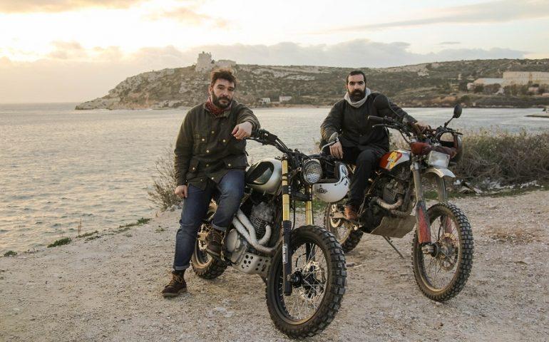 """""""Dusn't Sardinia 2018"""" riparte il viaggio di Moto Taccuino. Obiettivo: raccogliere fondi per attrezzare una spiaggia per malati di Sla"""
