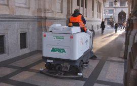 Cagliari, pulizia delle strade: niente più divieto di sosta per le auto dei disabili e altre novità