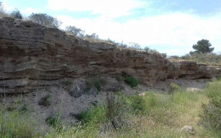 Lo sapevate? A Cagliari nel Parco delle Saline c'è una spiaggia fossile che ha 100mila anni