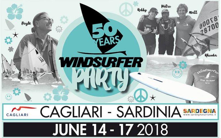 """Nasce a Solanas il primo museo del Windsurf: verrà inaugurato durante il """"50 Windsurfer Party"""""""
